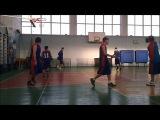 Баскетбол) наши разминаются)